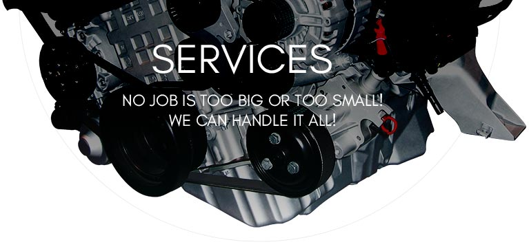 Services Page Banner